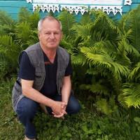 Валера Канушин, Россия, Киров, 52 года