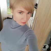 Оксана, Россия, Лобня, 45 лет