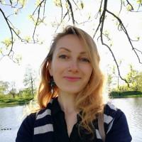 Юлия, Россия, Санкт-Петербург, 33 года