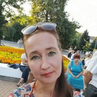 Светлана, Россия, Орёл, 49 лет