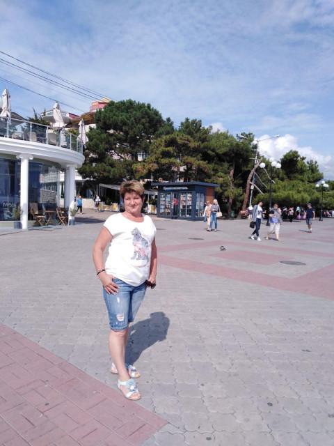 Марина, Россия, Коломна, 57 лет. Хочу найти  Для создания семьи.