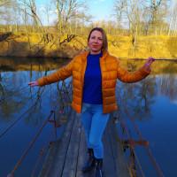 Ольга, Россия, Брянск, 51 год