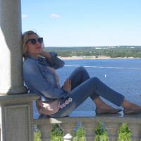 Оксана, Россия, Москва, 40 лет