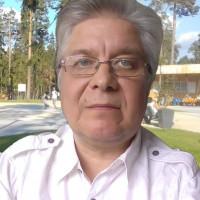 Николай Снигирев, Россия, Железнодорожный, 60 лет