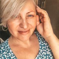 Лилия, Россия, Павловский Посад, 41 год