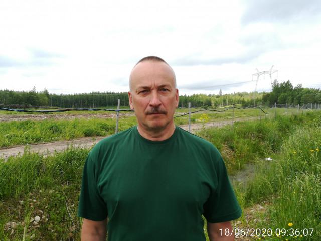 Игорь, Россия, Вологда, 58 лет. Хочу найти Хочу встретить женщину со спокойным, покладистым характером