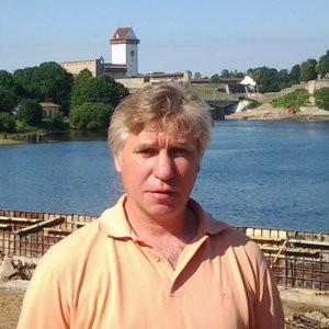 Георгий, Россия, Санкт-Петербург, 54 года. Сайт одиноких пап ГдеПапа.Ру