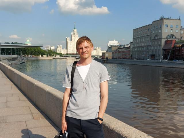 Андрей, Россия, Москва, 36 лет, 1 ребенок. Хочу найти Добрую, честную, открытую, веселую и интересную.