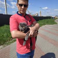 Evgen, Россия, Воркута, 35 лет