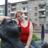Анастасия Зайцева, Россия, московская область, 25 лет