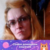 кошка, Россия, Инта, 44 года