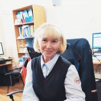 Алина, Россия, Колпино, 55 лет