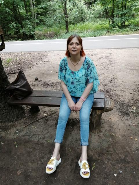 Татьяна, Россия, Москва, 56 лет. Обаятельная юная пенсионерка(выгляжу моложе) хорошая хозяйка хотела бы встретить надежного, позитивн