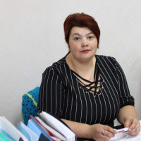 Лариса, Россия, Волгоград, 43 года