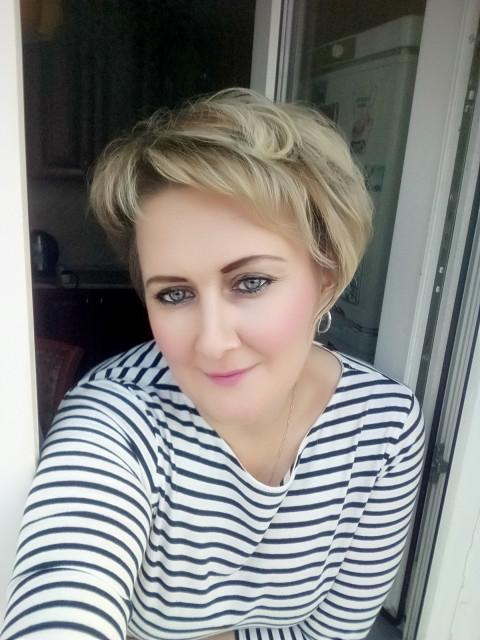 Наталя, Россия, Москва, 48 лет, 2 ребенка. Хочу найти Уверенного, сильного, решительного.  Того, от которого у меня будут мурашки по телу. Мужчину от кат
