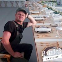Володя, Россия, Одинцово, 46 лет
