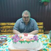 юрий, Россия, Новокубанск, 50 лет
