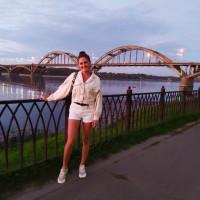 Кристина, Россия, Ярославль, 30 лет