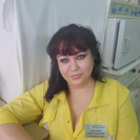 Ольга, Россия, Калуга, 48 лет