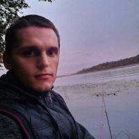 Максим Андерсон, Россия, Псков, 25 лет