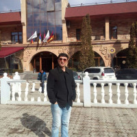 Марат, Россия, Серпухов, 45 лет