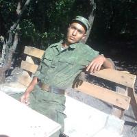 Андрей Крислинг, Россия, Палласовка, 29 лет