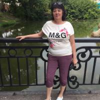 Людмила, Россия, Ставрополь, 56 лет