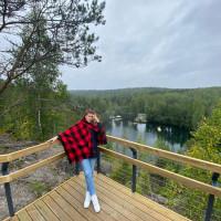 Виктория, Россия, Санкт-Петербург, 24 года