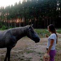 Светлана, Россия, Рошаль, 30 лет