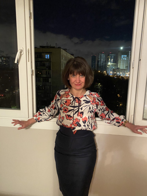 Ирина, Россия, Москва, 50 лет, 1 ребенок. Хочу найти Остроумного и независимого