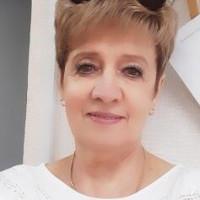 Людмила Гунченко  (Акимкина), Россия, Ульяновск, 65 лет