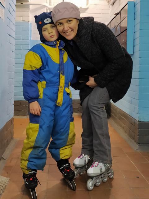 Елена, Россия, Санкт-Петербург, 47 лет, 2 ребенка. Вдова, младшему сыну 5 лет, старшей дочери 26