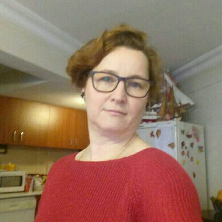 Анна Милославская, Франция, Сен-Дени, 41 год, 2 ребенка. Она ищет его: Прямого не курящего