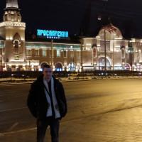 Михаил  Бычков, Россия, Озёры, 32 года