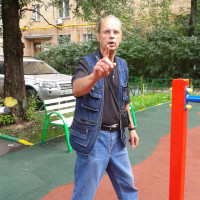 олег, Россия, Пушкино, 62 года