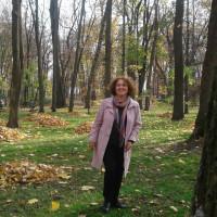 Светлана, Россия, Брянск, 50 лет