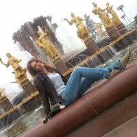 Анастасия, Россия, Пушкино, 34 года