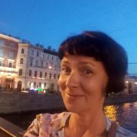 Ина, Россия, Сочи, 55 лет