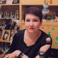 Светлана, Россия, Егорьевск, 45 лет
