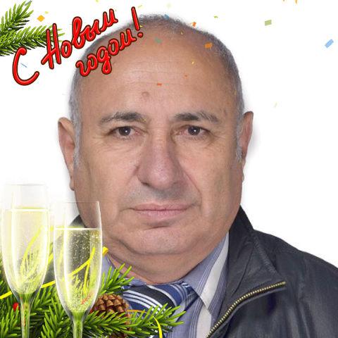 ГригорийШабоевич Искандарян, Беларусь, Жлобин, 72 года. Хочу встретить женщину
