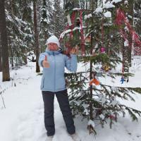 Любовь, Россия, Пермь, 59 лет