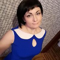 Анастасия, Россия, Городец, 44 года