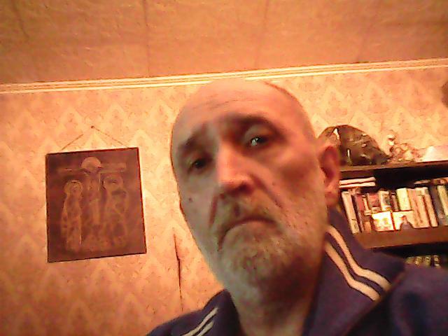 Павел, Россия, Клин, 57 лет. Работаю, читаю, кормлю кота