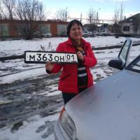 Алена, Россия, Черкесск, 50 лет