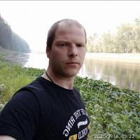 Юра Фролов, Россия, Оренбург, 33 года