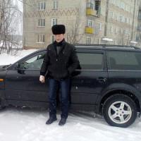 Андрей Митраков, Россия, Красновишерск, 50 лет