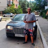 Эдуард Носов, Россия, Рошаль, 50 лет