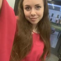 Полина, Россия, Москва, 21 год