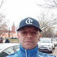 Волк, Москва, м. Селигерская, 43 года