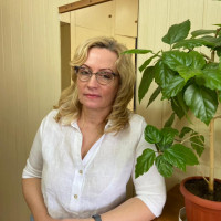 Лариса, Россия, Пушкино, 58 лет